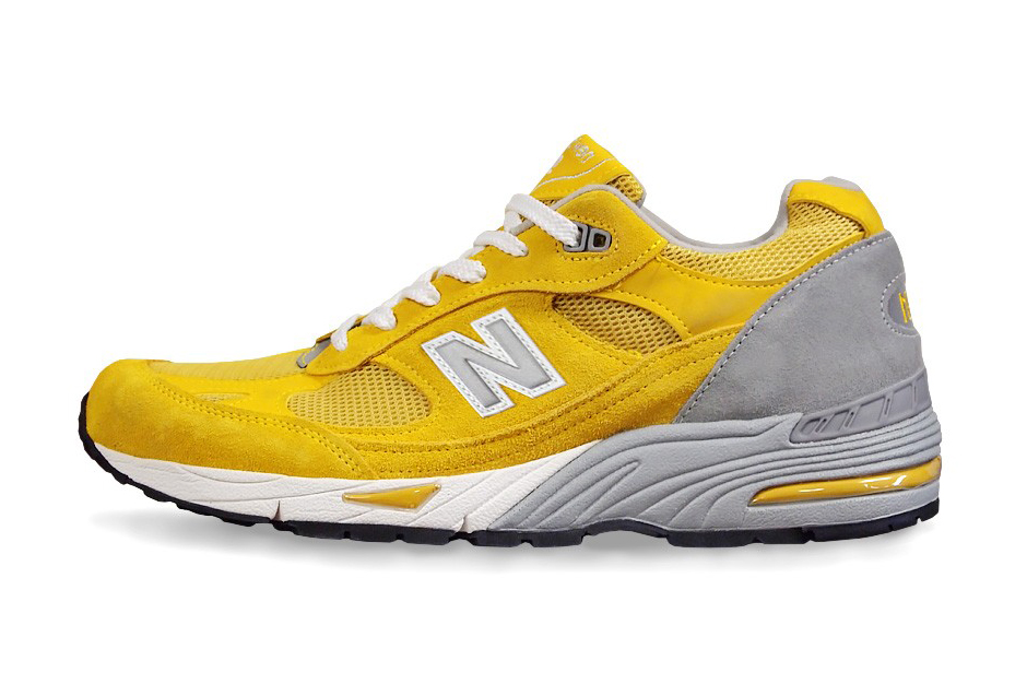 Image of New Balance M991YLW Yellow