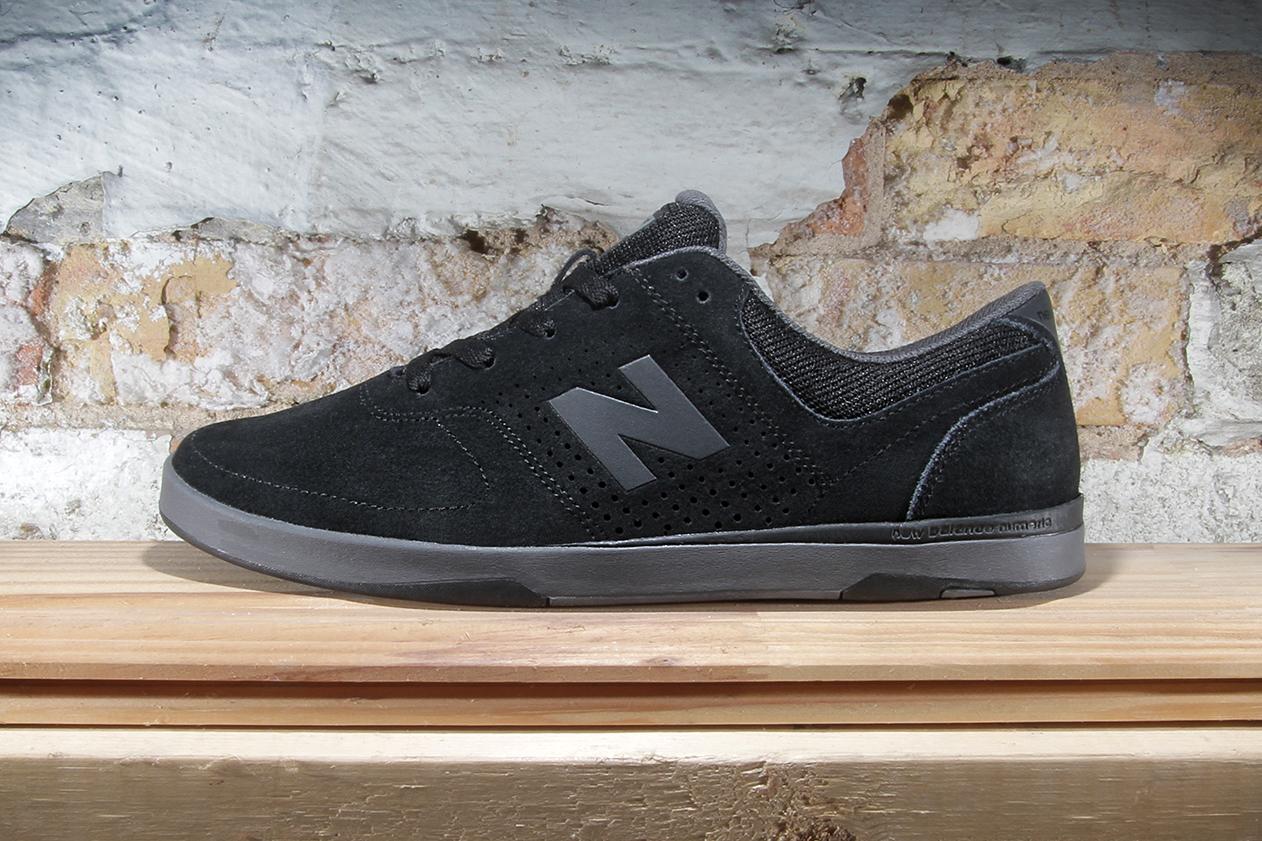 Image of New Balance Numeric Stratford 479 Black/Magnet Grey