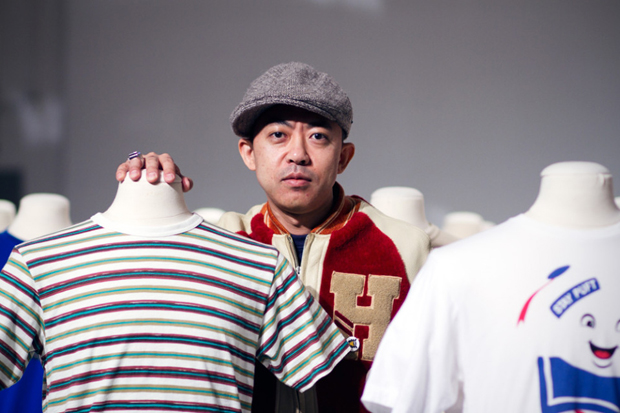 Image of NIGO on Being Uniqlo UT's First Creative Director