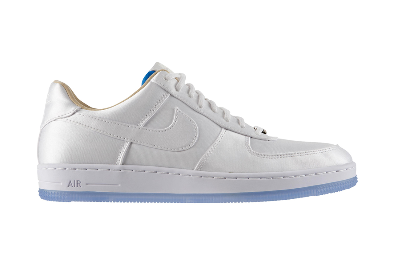 "Image of Nike Air Force 1 Downtown QS ""Brazil"""
