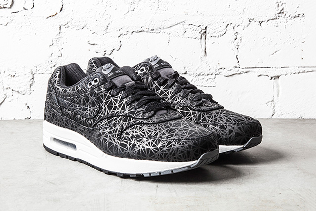 "Image of Nike Air Max 1 PRM ""Geometric Black"""