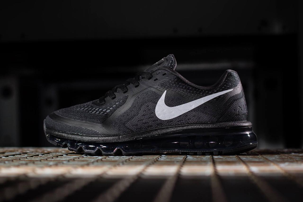 Image of Nike Air Max 2014 Black/Reflective Silver