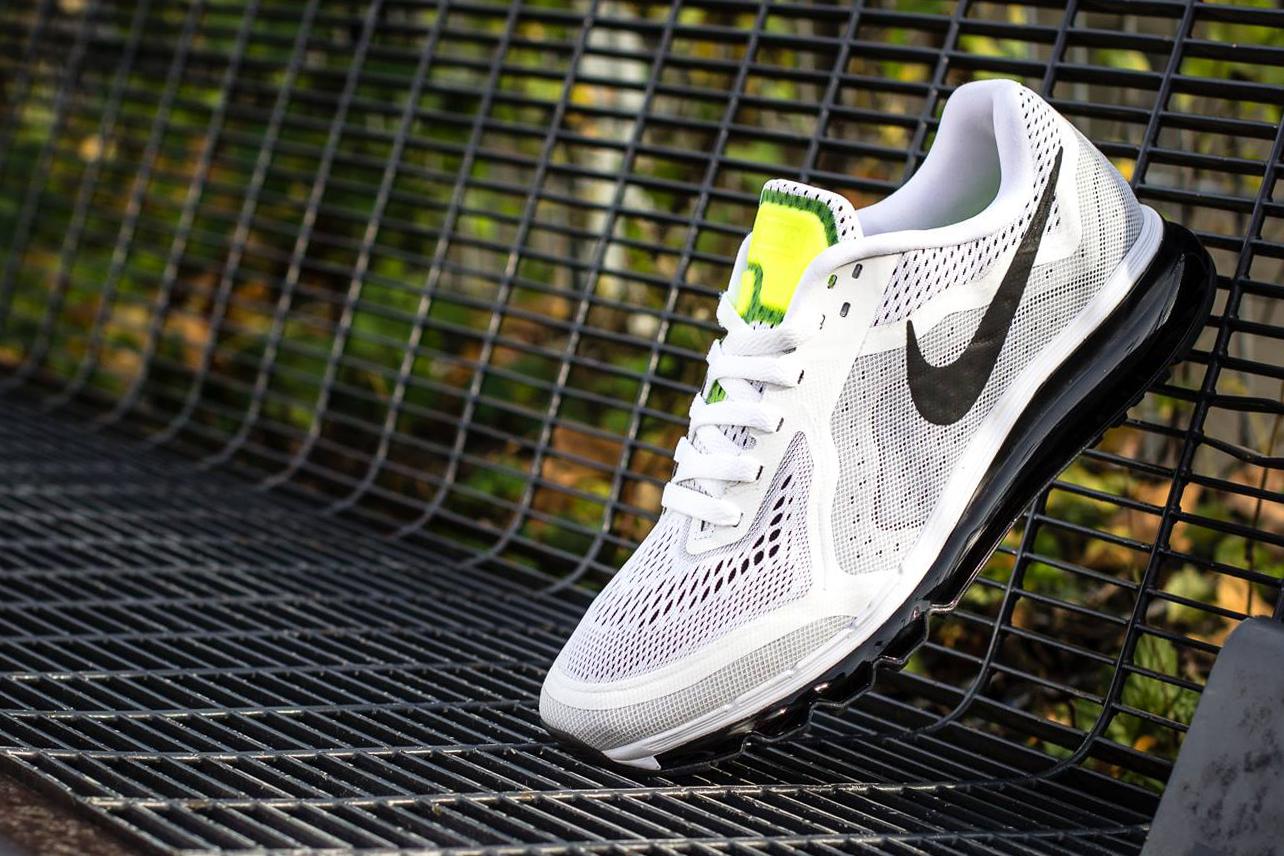 Image of Nike Air Max 2014 White/Black-Pure Platinum-Volt