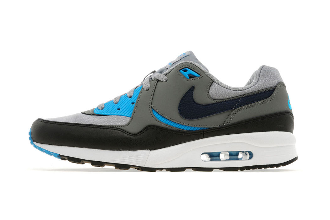 Image of Nike Air Max Light Base Grey/Dark Obsidian JD Sports Exclusive