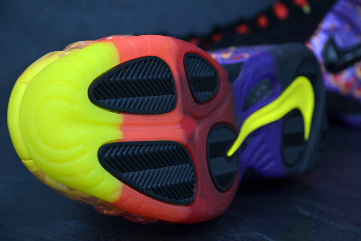 """Image of Nike Air Foamposite Pro """"Asteroid"""""""