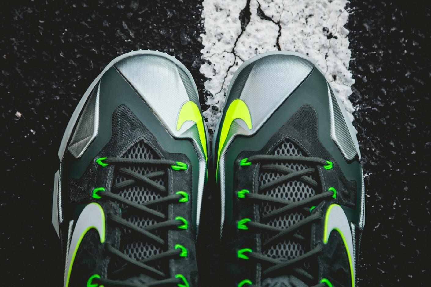 "Image of Nike LeBron 11 ""Dunkman"""