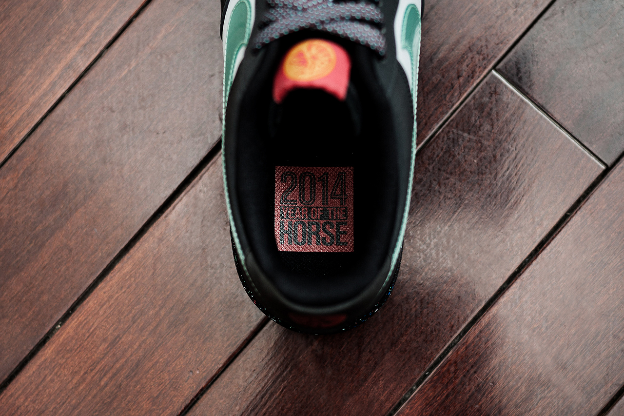 "Image of Nike Lunar Force 1 ""Year of the Horse"""