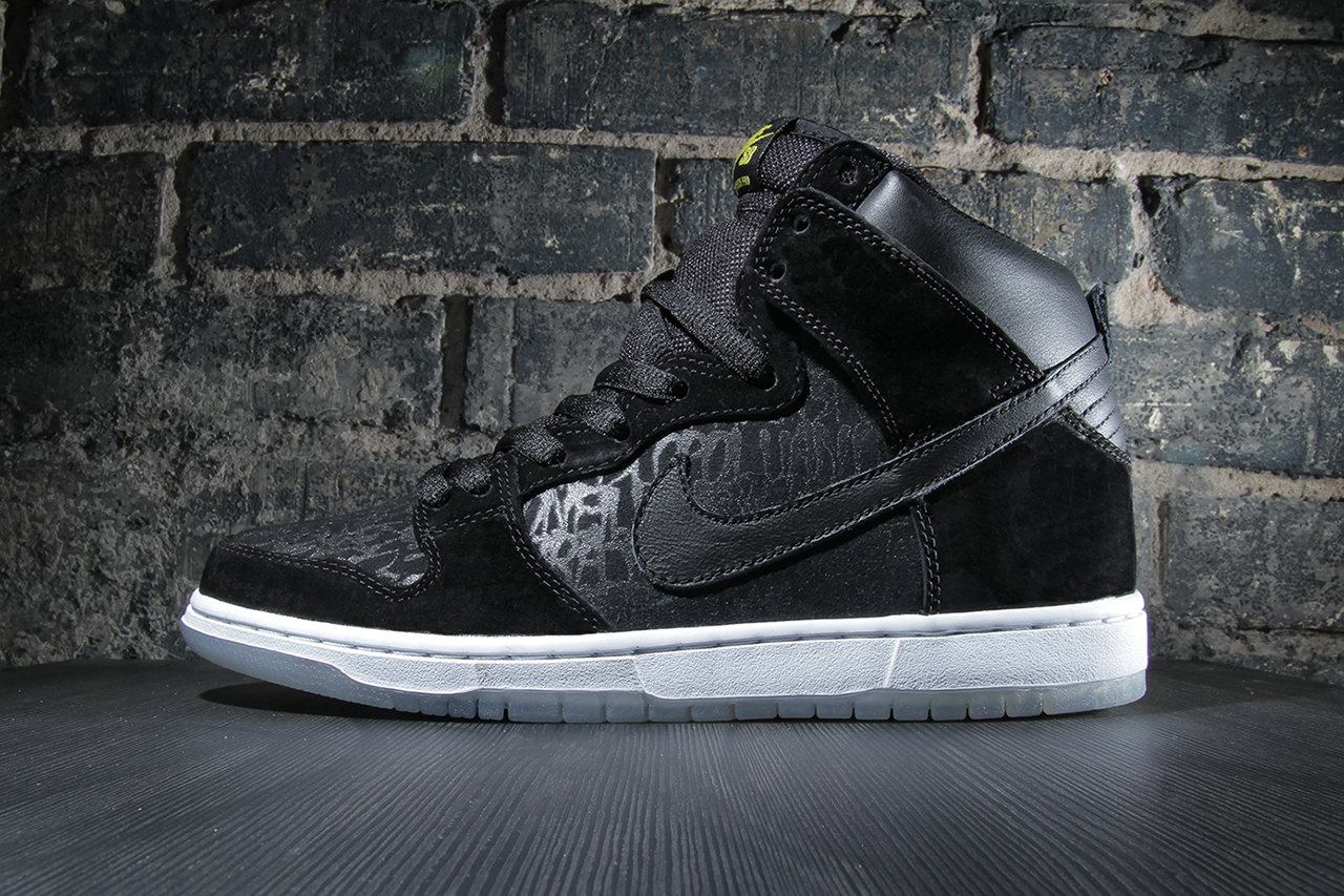 "Image of Neckface x Nike SB Dunk High Pro ""Chronicles 2"""