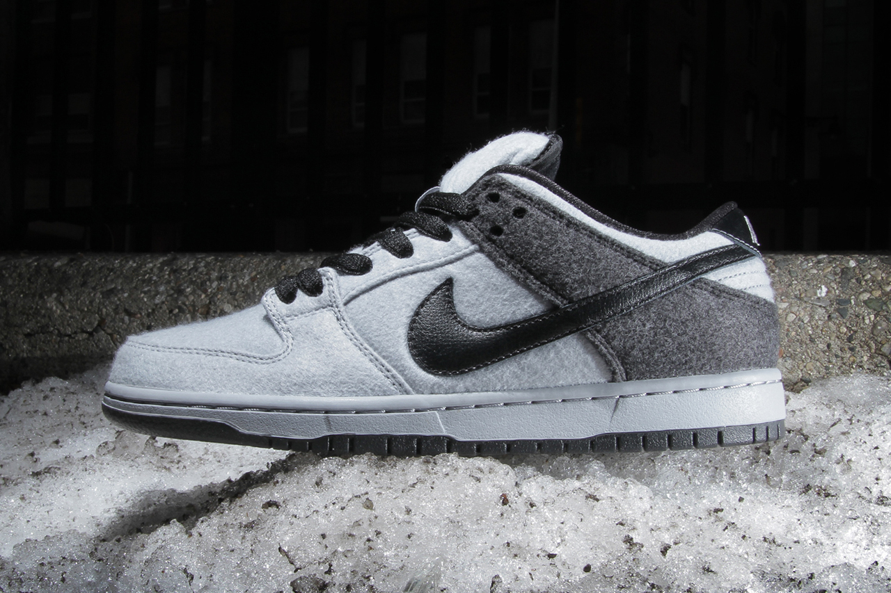 "Image of Nike SB Dunk Low Premium ""Wolf Grey"""