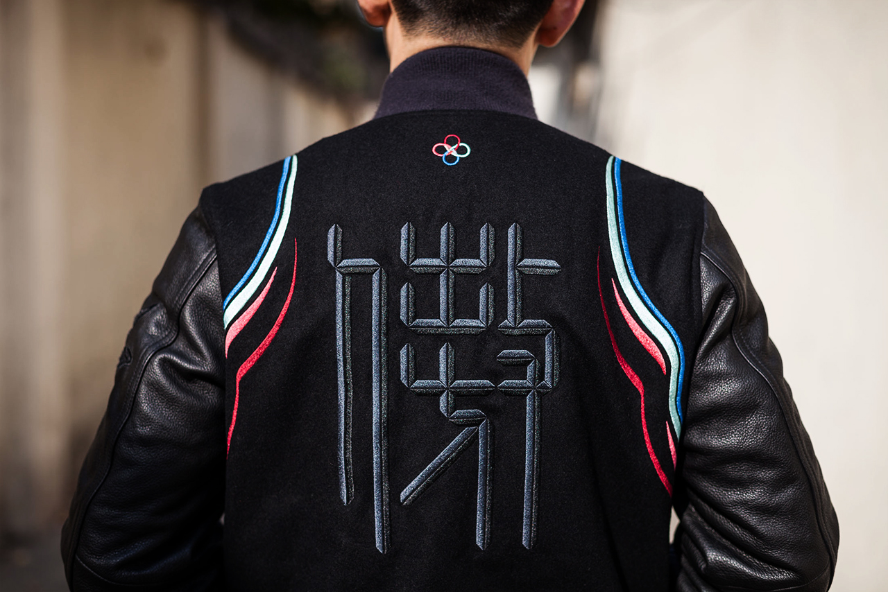"Image of Nike Sportswear 2014 ""Year of the Horse"" Destroyer Jacket"