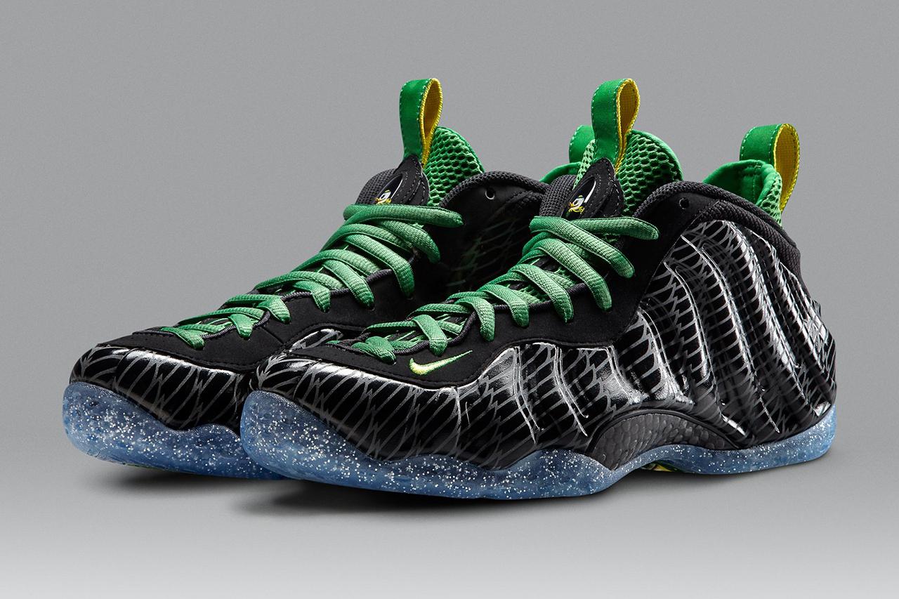 """Image of Nike Sportswear Air Foamposite One """"Oregon"""""""