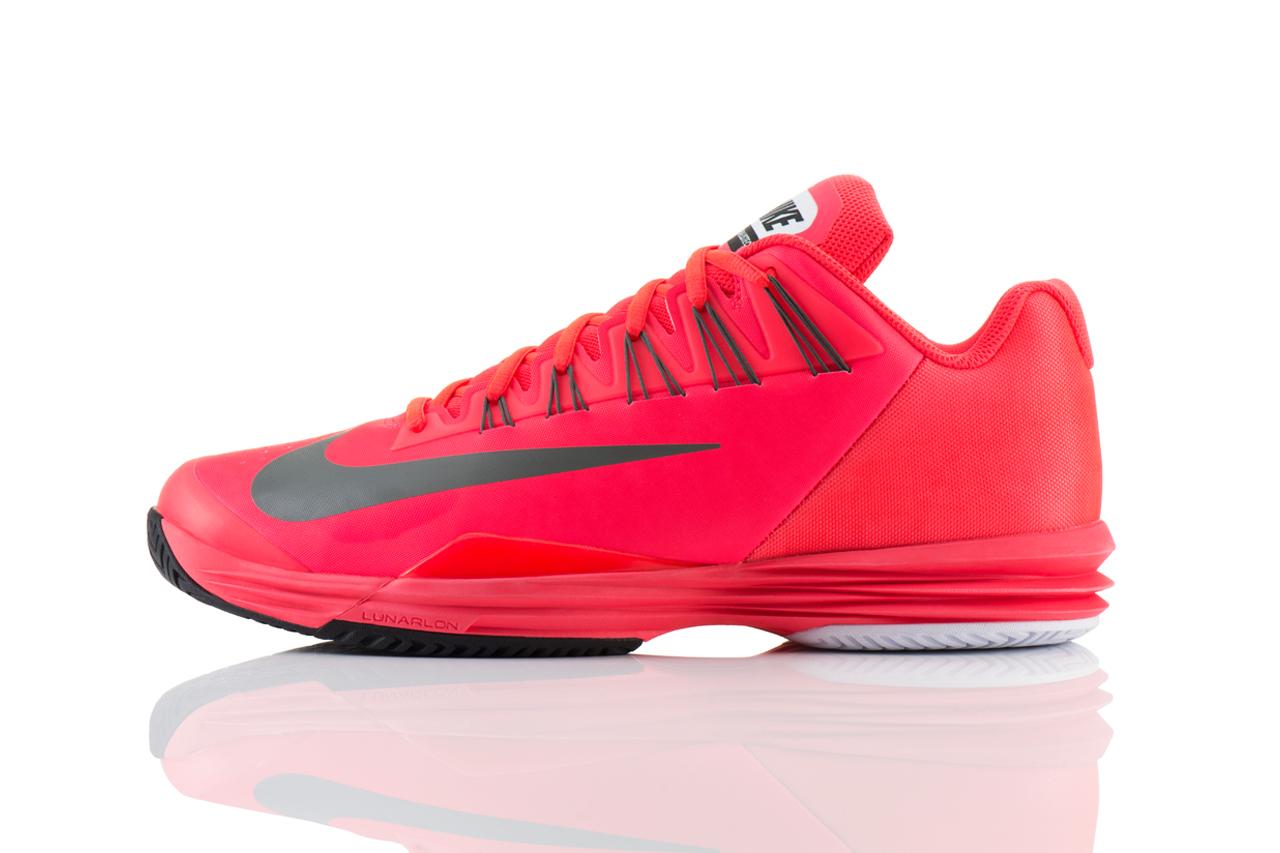 Image of Nike Tennis Debuts New Lunar Ballistec