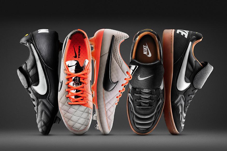 Image of Nike Tiempo V And Tiempo '94