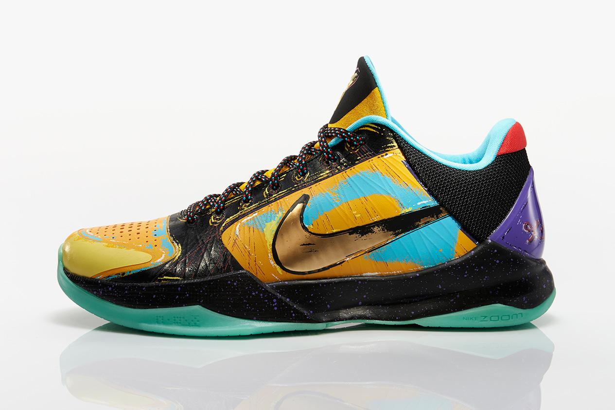 """Image of Nike Zoom Kobe V """"Prelude"""""""