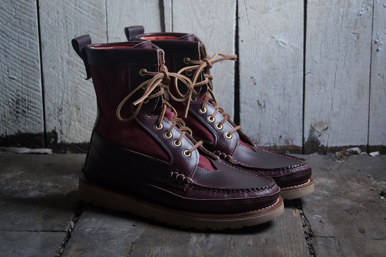 Image of Off The Hook x New England Outerwear Hunting Boot