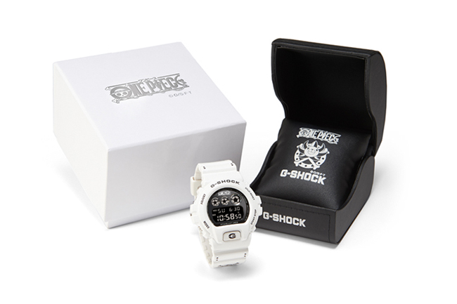 Image of ONE PIECE x Casio G-Shock DW-6900