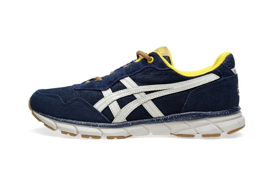 "Image of Onitsuka Tiger Harandia ""Bering Sea and Tigers Eye"""