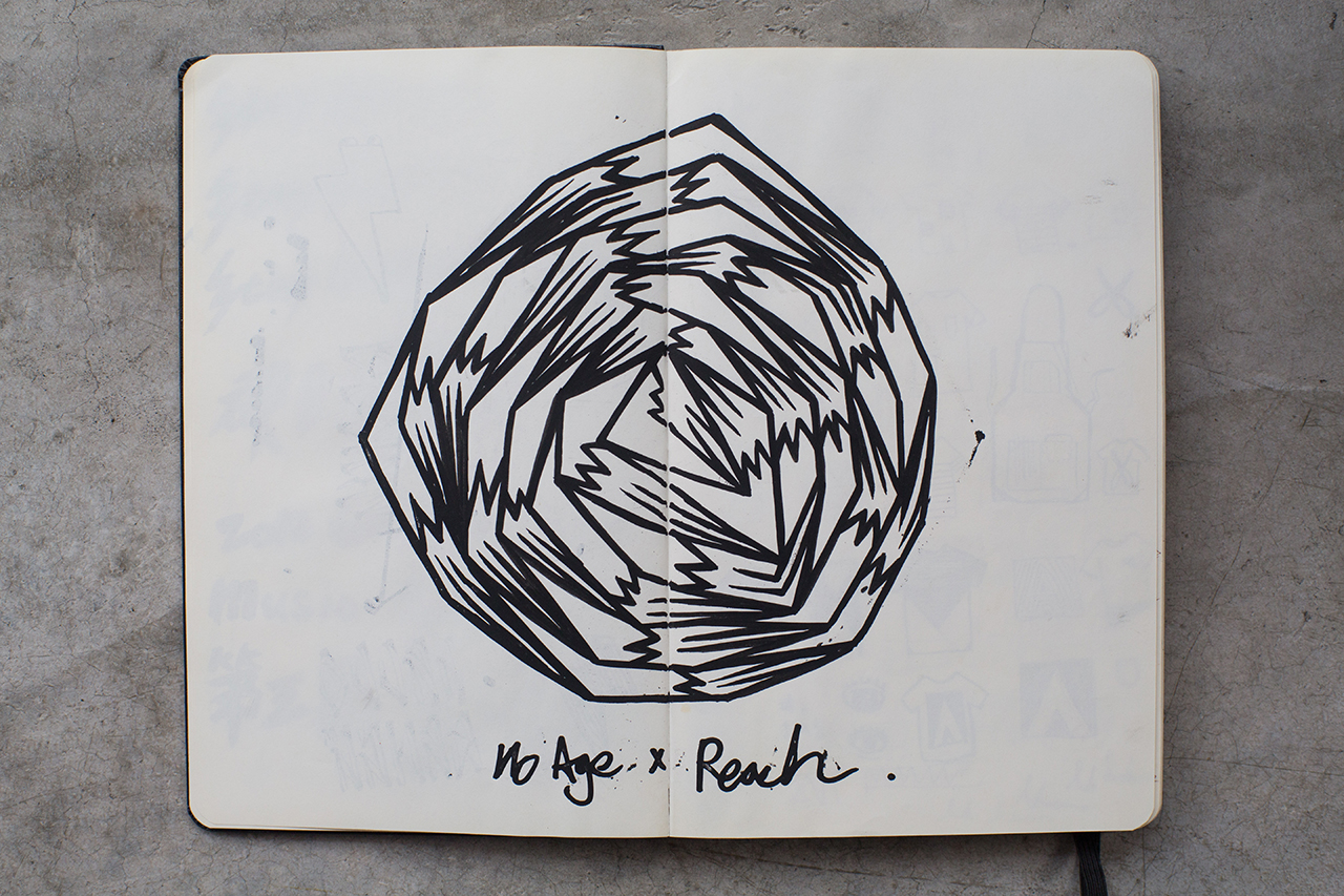 Image of Pen & Paper: Reach