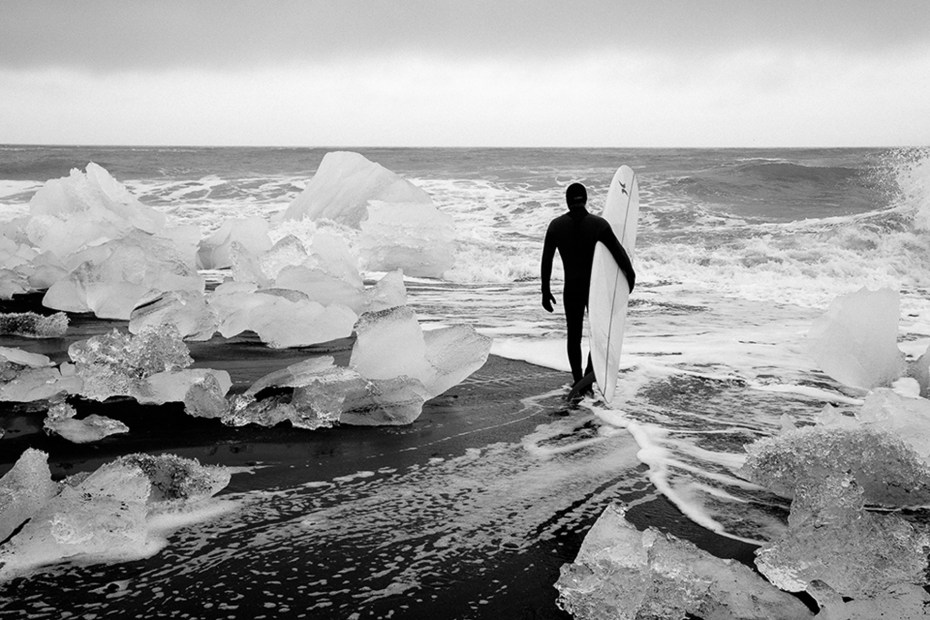 Image of Surfing in Iceland and Russia with Photographer Chris Burkard