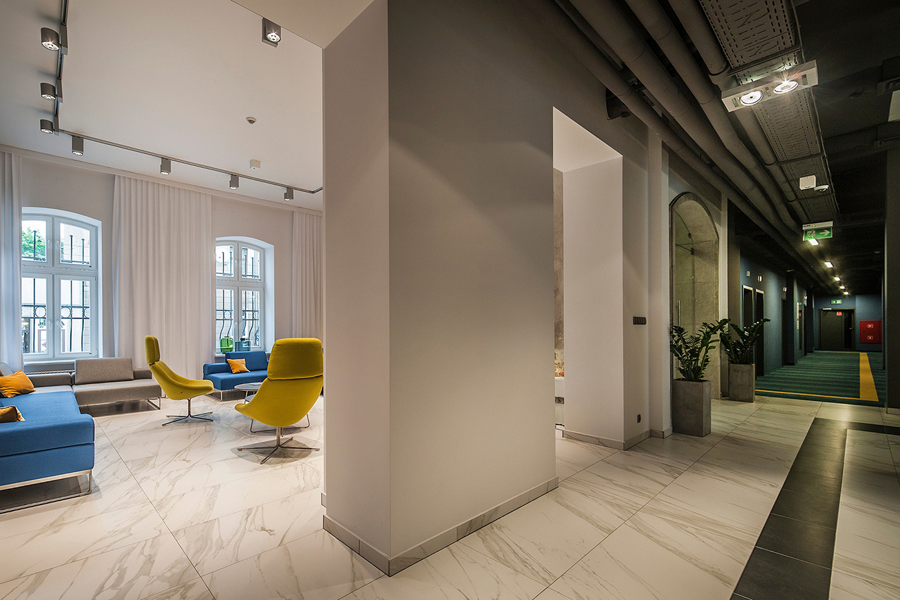 Image of Poland's Tobaco Hotel by EC-5