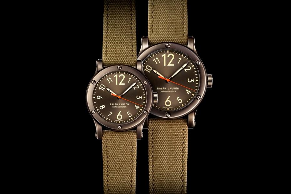 Image of Ralph Lauren RL67 Chronometer 39mm
