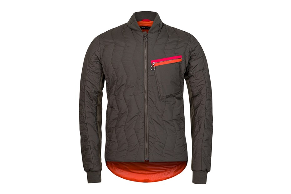 Image of Rapha & Raeburn Quilted Cycling Jacket