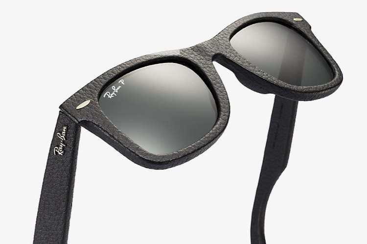 Image of Ray-Ban Wayfarer Leather Edition