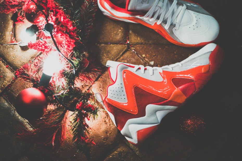 "Reebok Kamikaze II ""Ghosts of Christmas Present"""