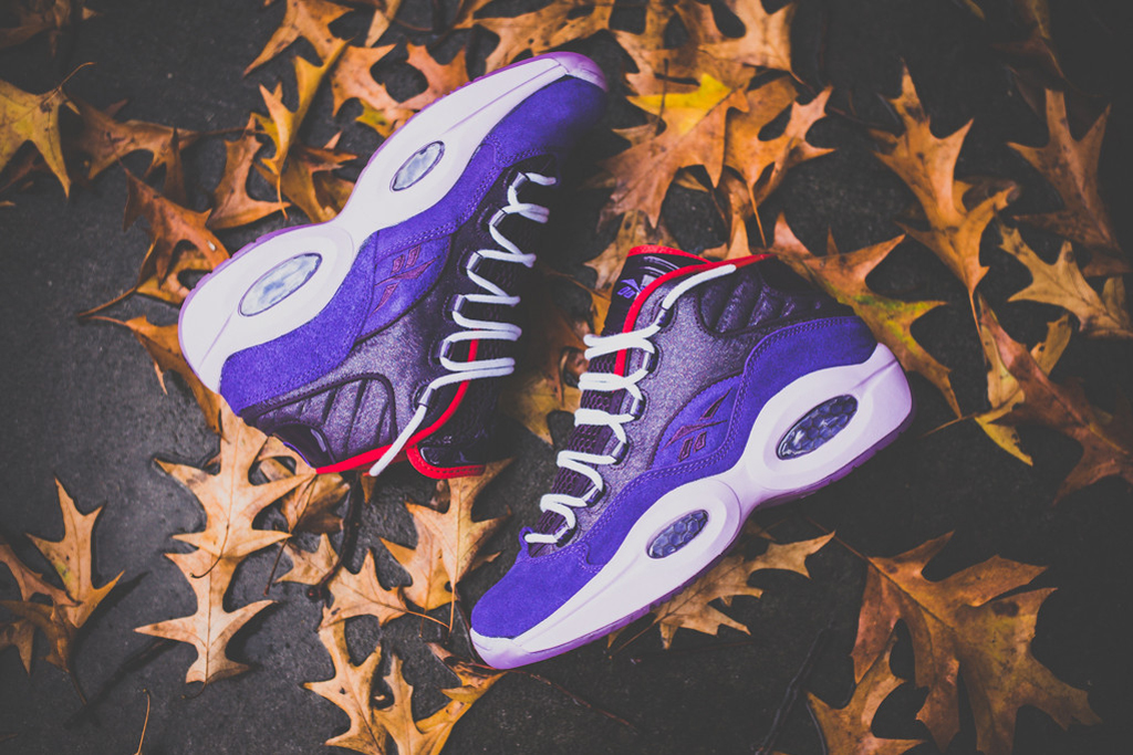 "Image of Reebok Question Mid ""Ghost of Christmas Future"""