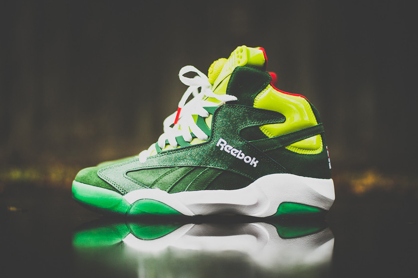 "Image of Reebok Shaq Attaq ""Ghost of Christmas Present"""