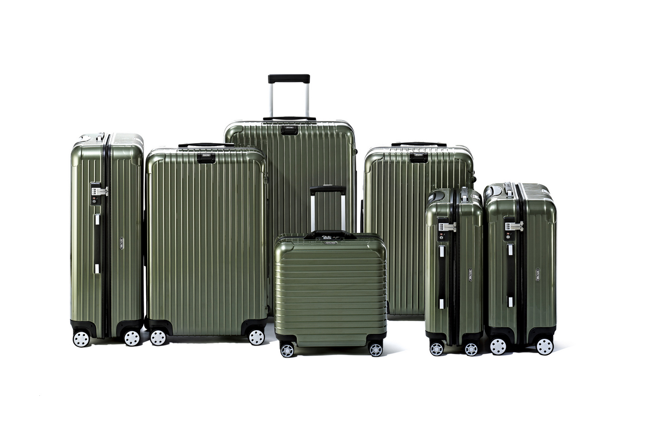Image of RIMOWA 2013 Olive Green Collection