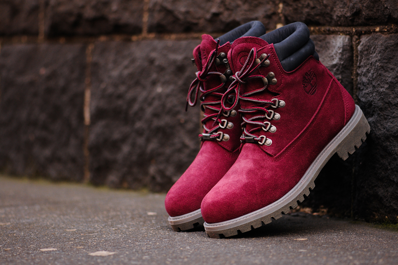 "Image of Ronnie Fieg x Timberland 6"" 40 Below Boots"