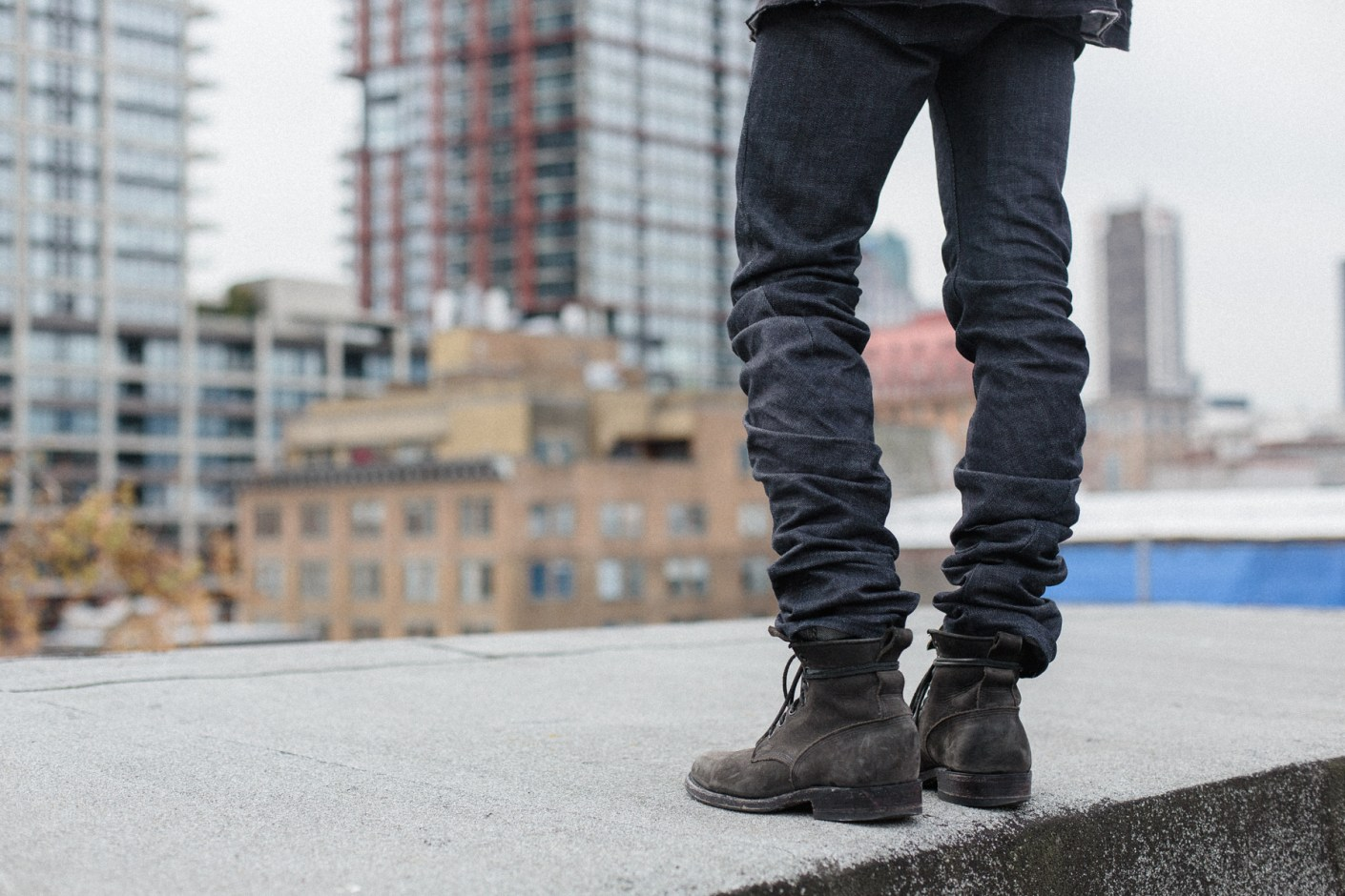 Image of Second Narrow Launches with Japanese-Made, Water-Resistant Denim