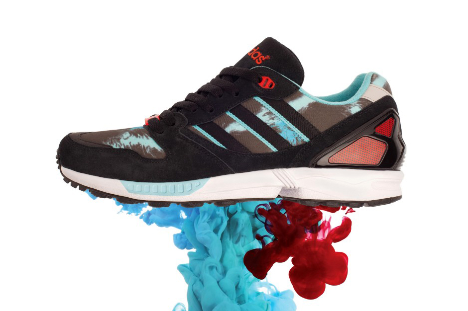 "Image of size? UK Exclusive adidas Originals Select Collection ""Tie Dye"" Pack"