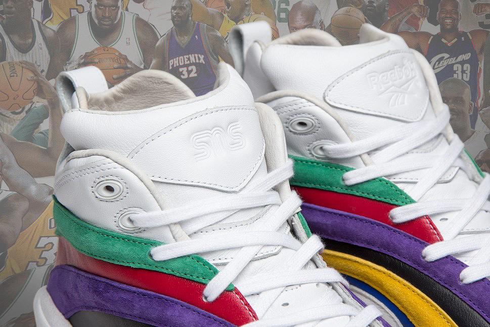 """Image of Sneakersnstuff x Reebok Shaqnosis OG """"Tribute"""""""