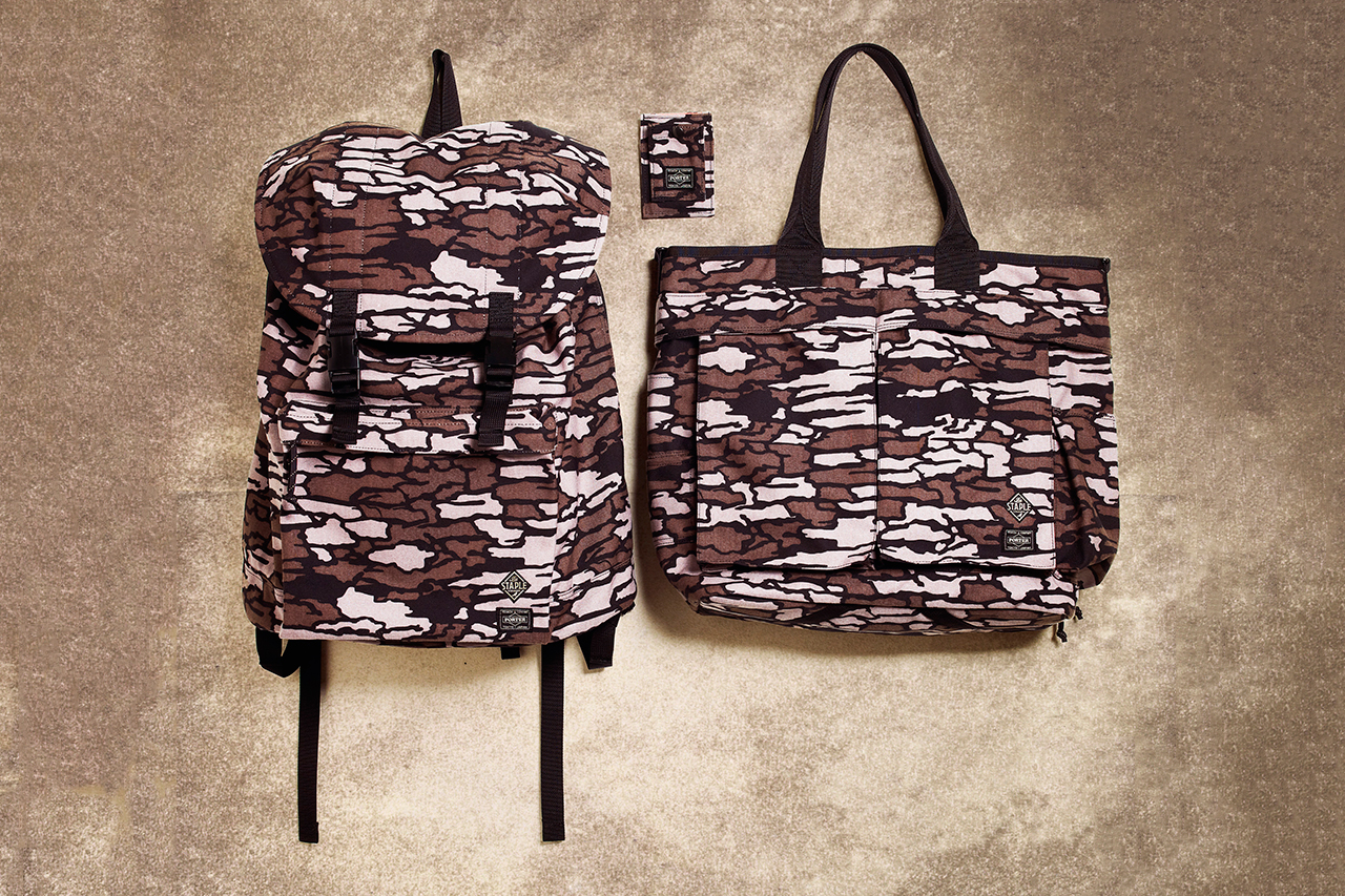 Image of Staple x Porter 2013 Fall/Winter Accessories Collection