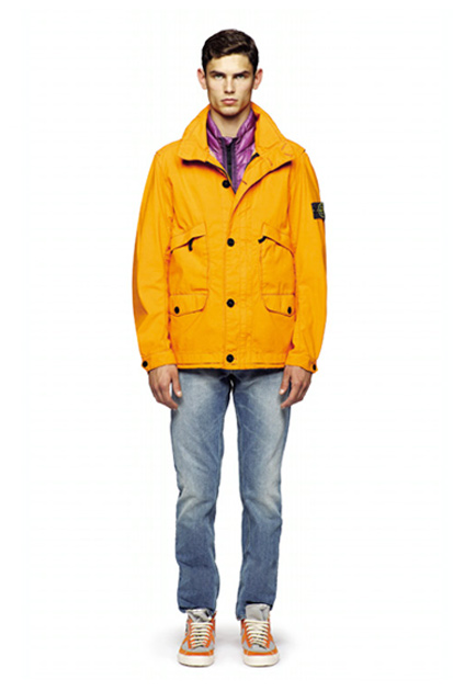 Image of Stone Island 2014 Spring/Summer Collection Preview