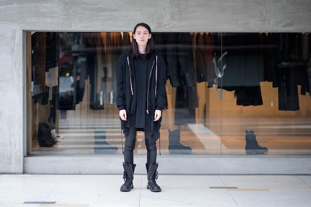 Image of Streetsnaps: Darren Chung