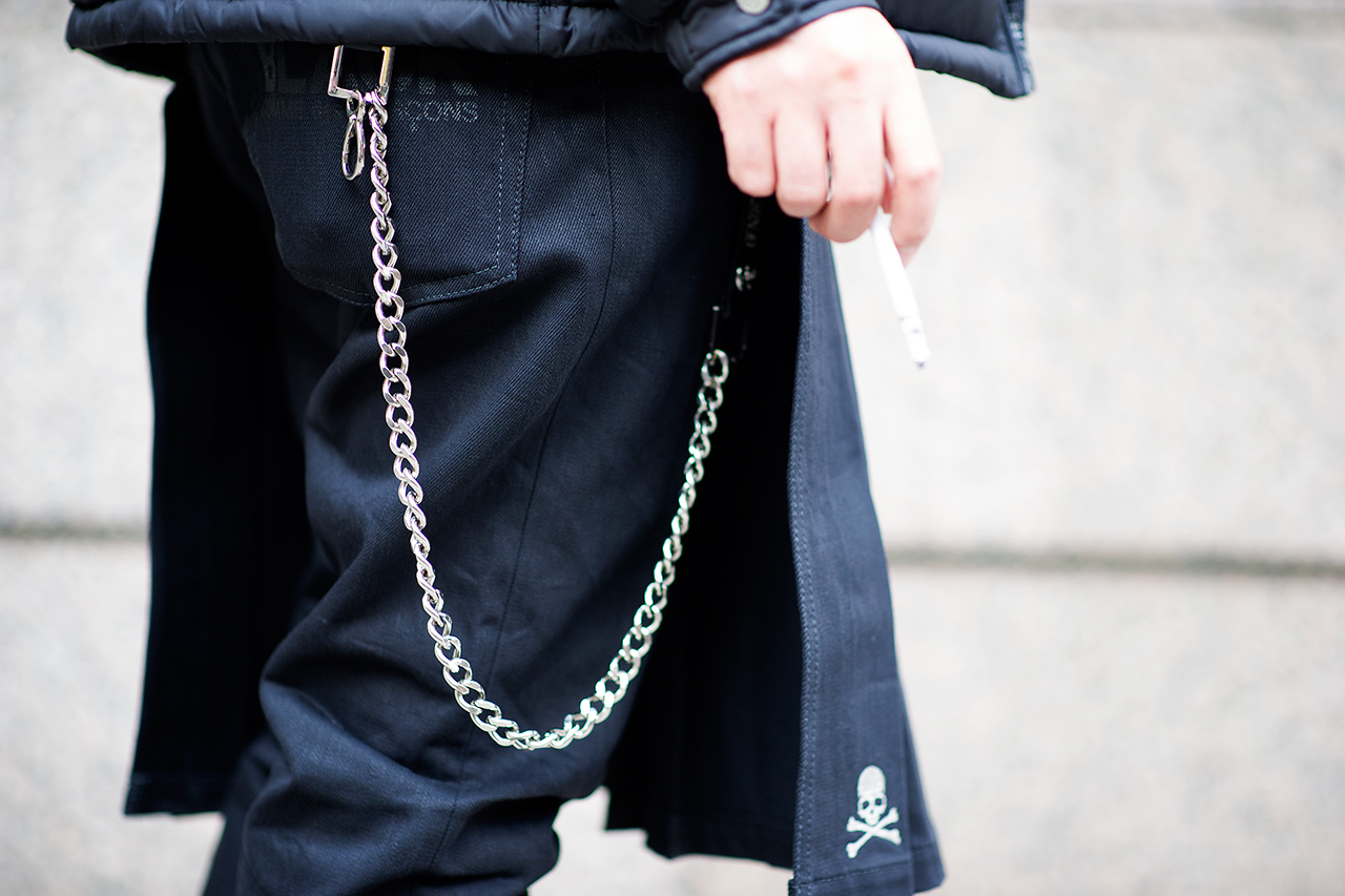 Image of Streetsnaps: Masaaki Homma of mastermind JAPAN