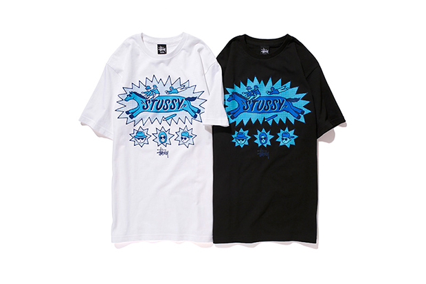 """Image of Stussy 2014 """"Year of the Horse"""" Capsule Collection"""