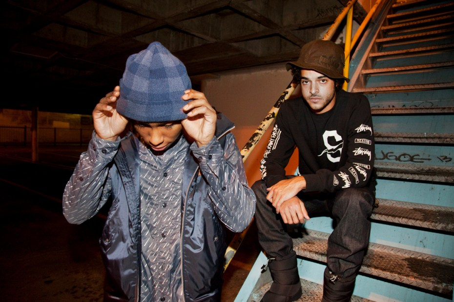 "Image of Stussy x NEXUSVII 2013 Holiday ""Rainy Dayz"" Lookbook"