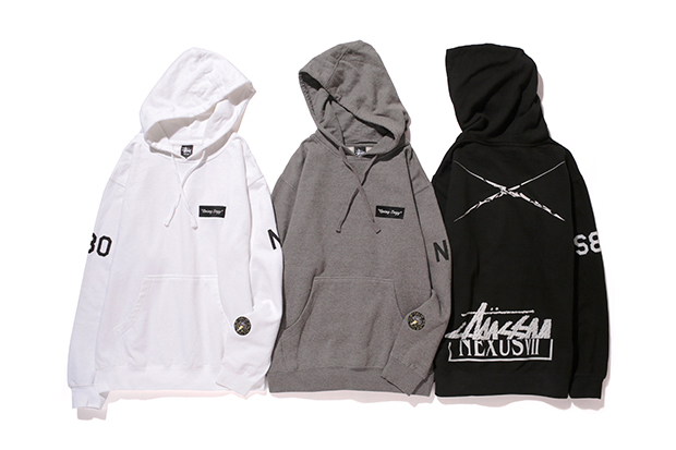 "Image of A Closer Look at the Stussy x NEXUSVll 2013 Fall/Winter ""Rainy Dayz"" Collection"