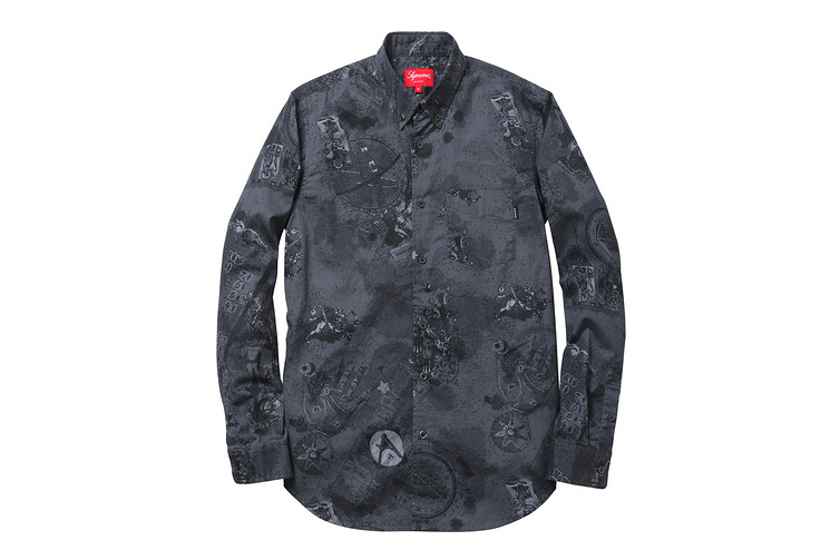 Image of Supreme Occult Shirt