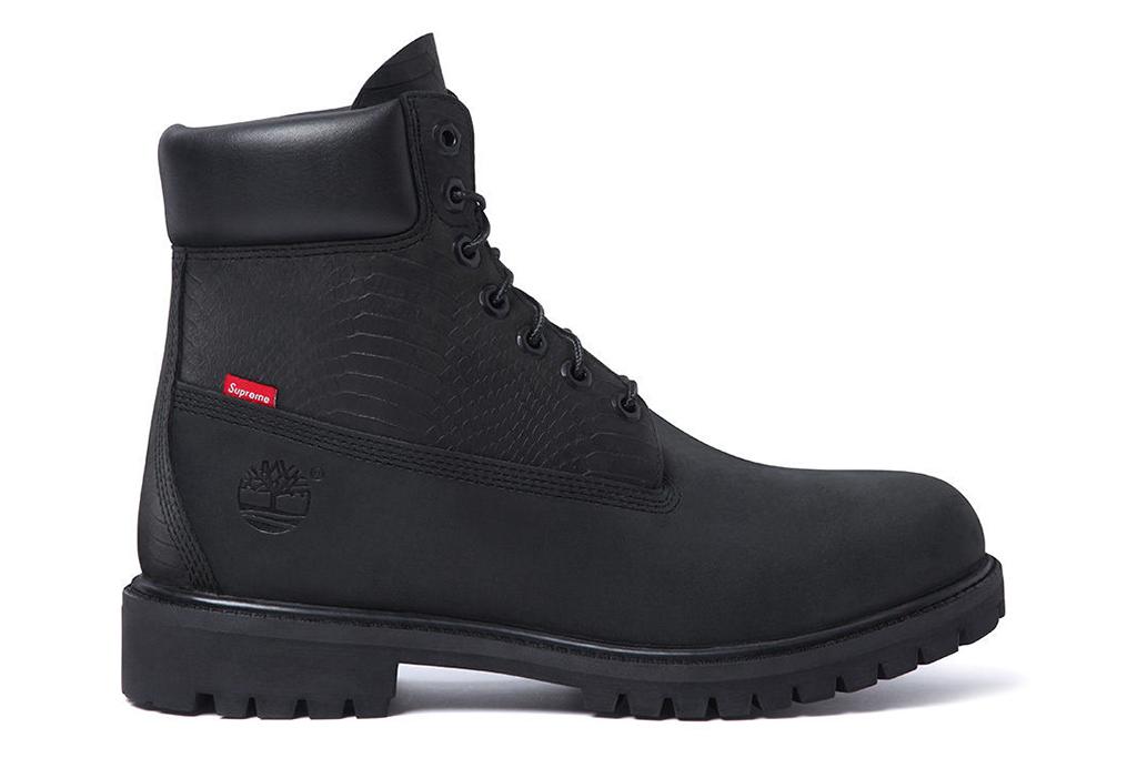 Image of Supreme x Timberland 6-Inch Premium Waterproof Boot