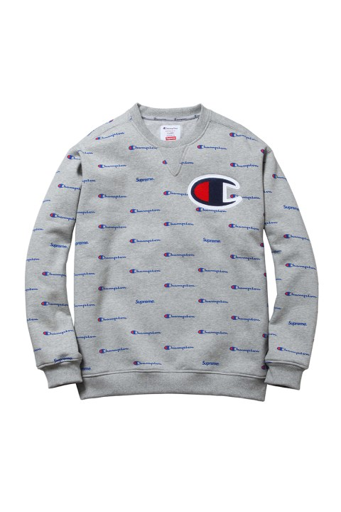 Image of Supreme x Champion® 2013 Holiday Capsule Collection