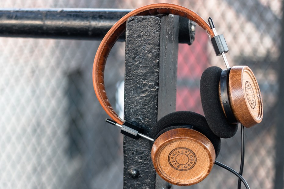 Image of The Bushmills x Grado Labs Limited Edition Headphone