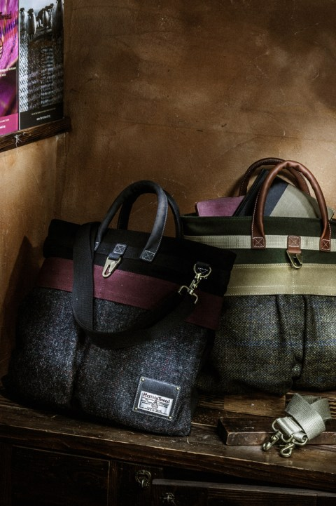 Image of The Earth 2013 Harris Tweed Collection