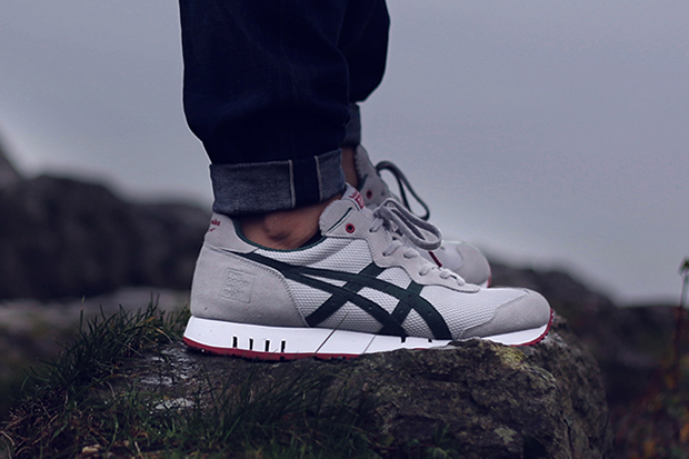 "Image of The Good Will Out x Onitsuka Tiger X-Caliber ""Silver Knight"""