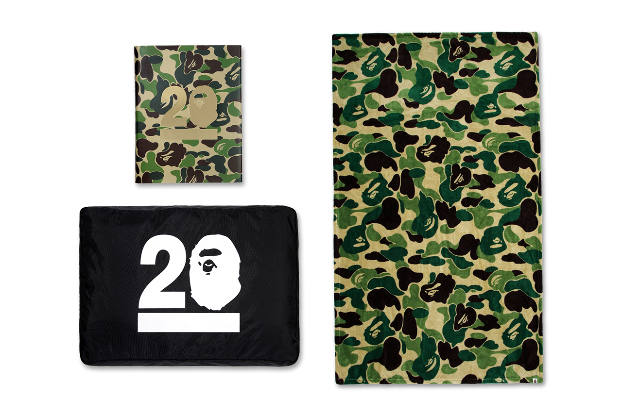 Image of The Story of A Bathing Ape: 20th Anniversary Limited Edition Book