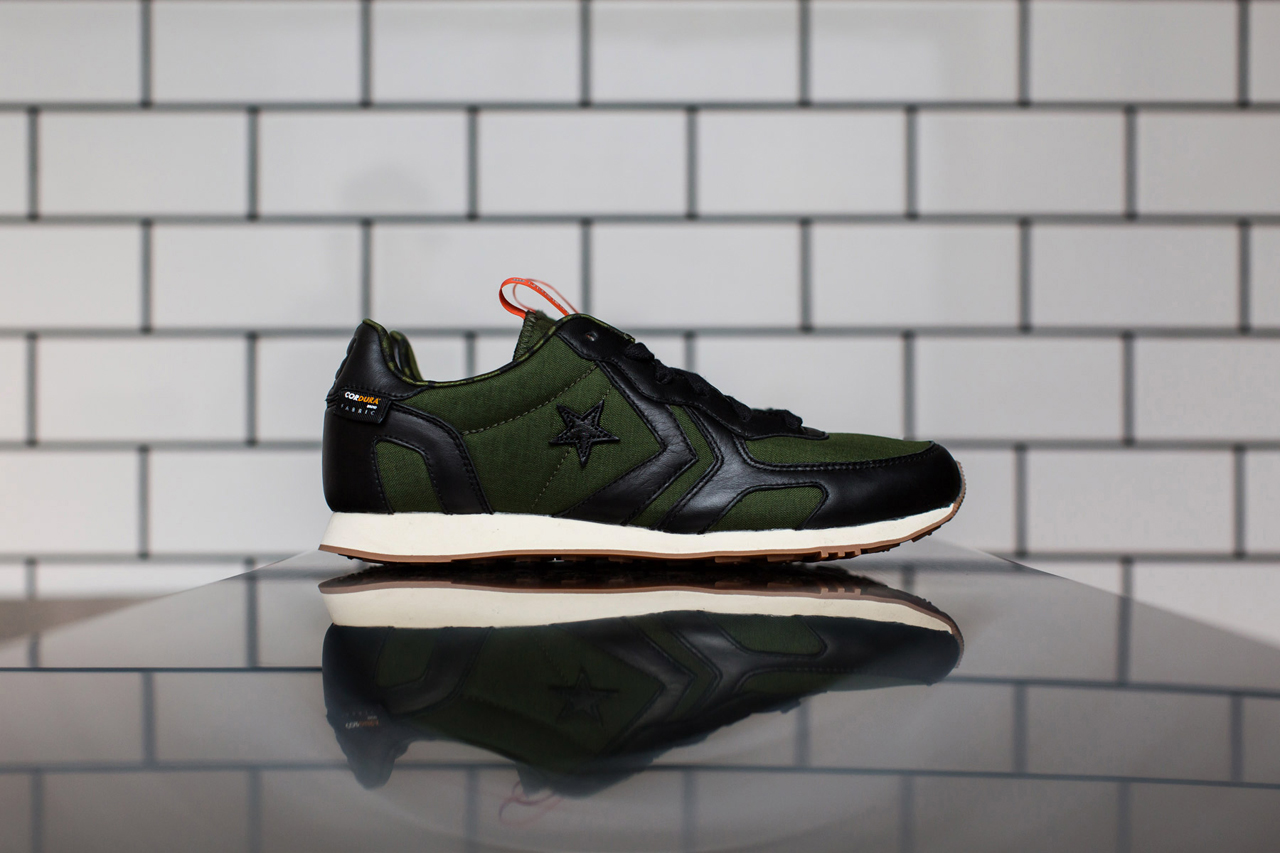 Image of Undefeated x Converse Auckland Racer and Pro Field Hi